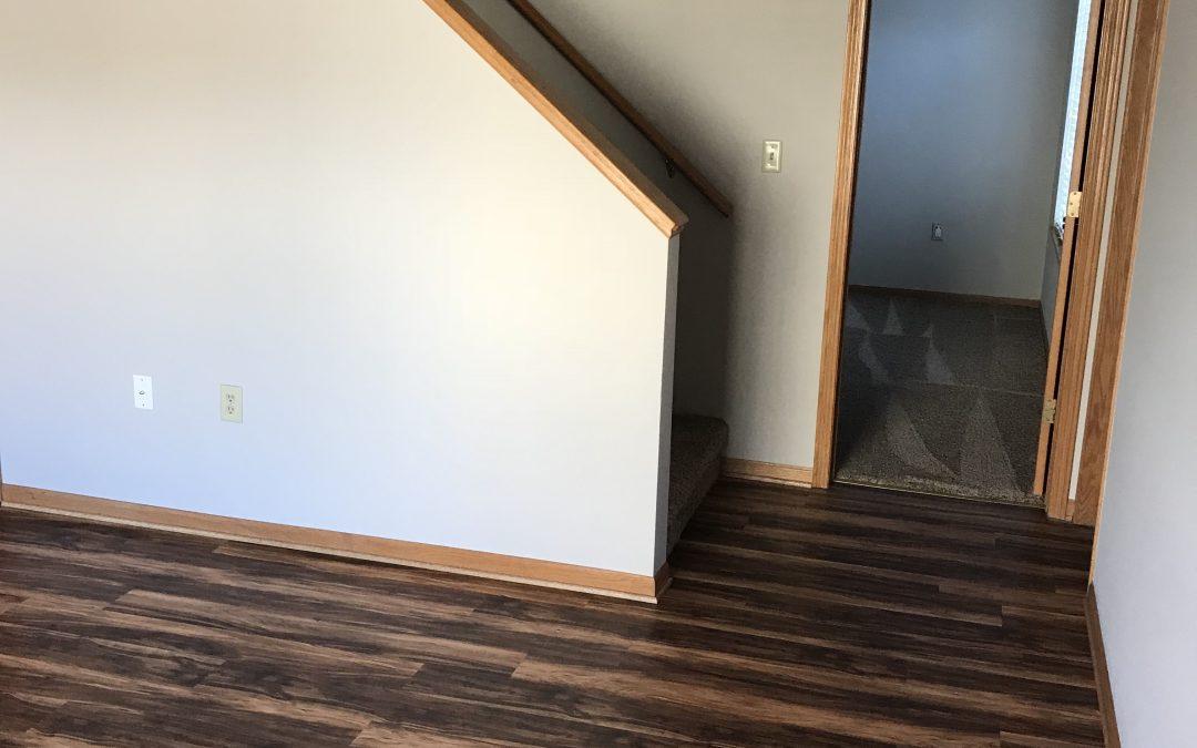 Cobalt Condo Flooring Install
