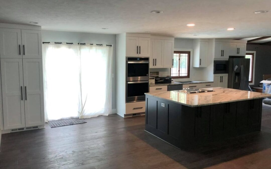 AUG2020 Featured: Kitchen Remodel